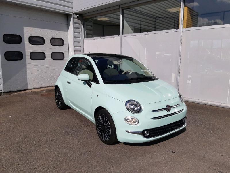Photo 1 de l'offre de FIAT 500 0.9 8V TWINAIR 85CH S&S LOUNGE à 9790€ chez Carlyss automobiles Vitré