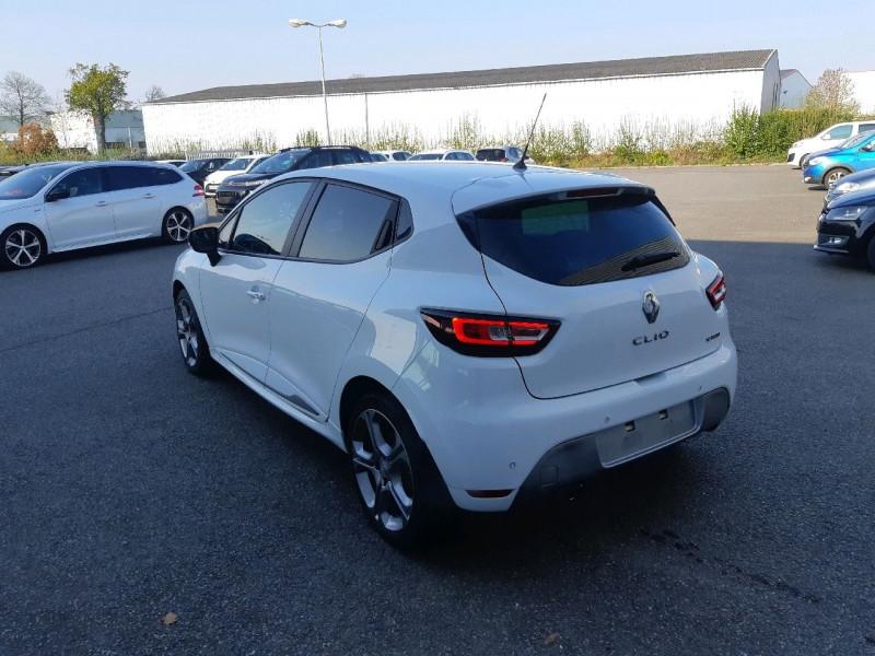 Photo 3 de l'offre de RENAULT CLIO IV 0.9 TCE 90CH INTENS GT LINE 5P à 11290€ chez Carlyss automobiles Vitré