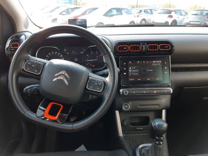 Photo 5 de l'offre de CITROEN C3 AIRCROSS BLUEHDI 120CH S&S SHINE à 15290€ chez Carlyss automobiles Vitré