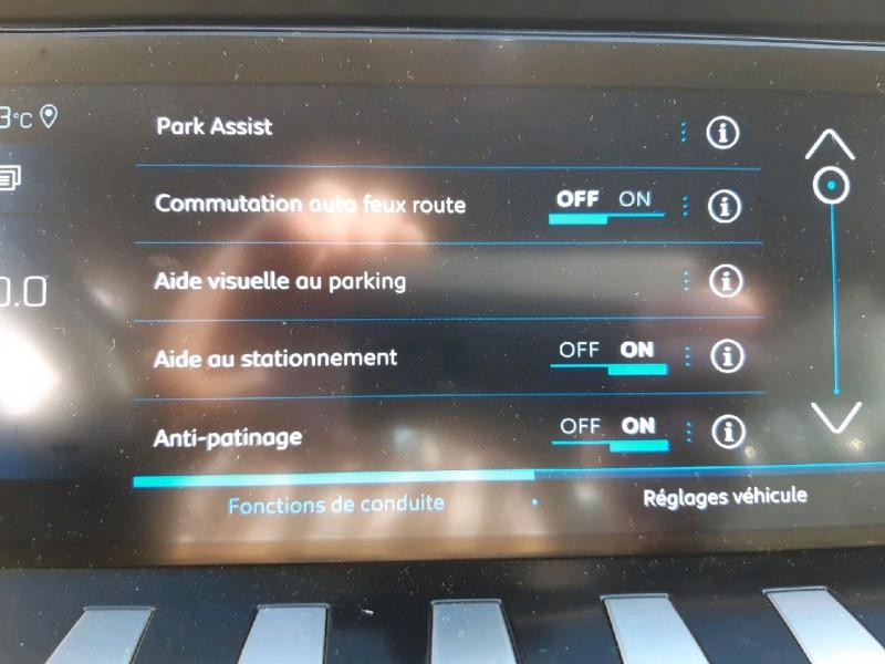 Photo 12 de l'offre de PEUGEOT 508 SW BLUEHDI 130CH S&S ALLURE EAT8 à 25990€ chez Carlyss automobiles Vitré