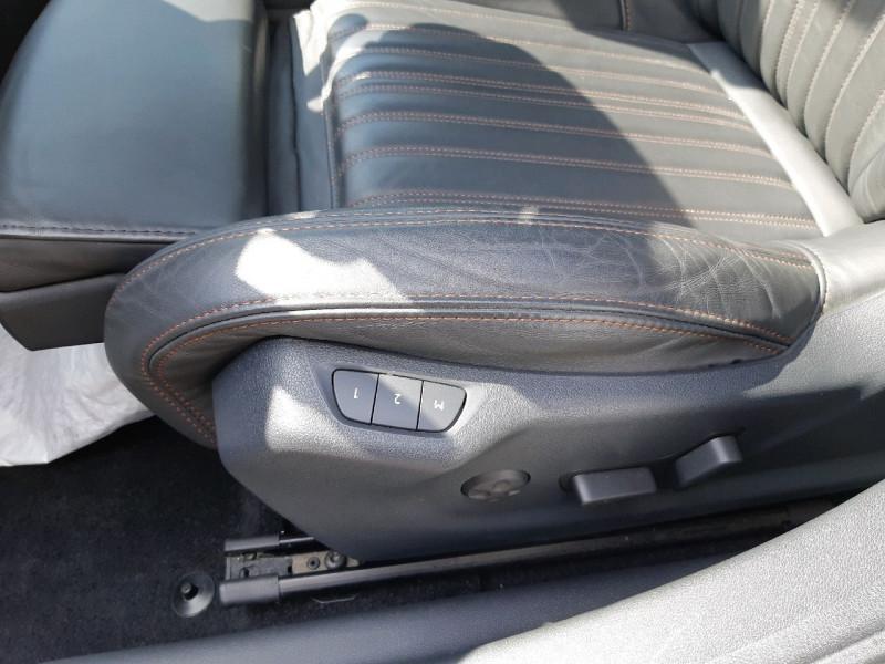 Photo 7 de l'offre de PEUGEOT 508 RXH 2.0 E-HDI FAP ETG6 + ELECTRIQUE 37CH EURO6 à 17490€ chez Carlyss automobiles Vitré