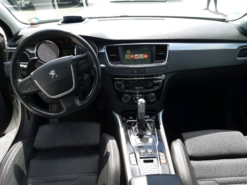Photo 8 de l'offre de PEUGEOT 508 SW 2.0 BLUEHDI 180CH FAP GT EAT6 à 16990€ chez Carlyss automobiles Vitré