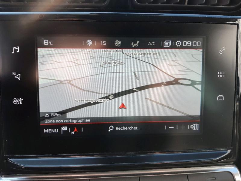 Photo 9 de l'offre de CITROEN C3 AIRCROSS BLUEHDI 120CH S&S SHINE à 15290€ chez Carlyss automobiles Vitré