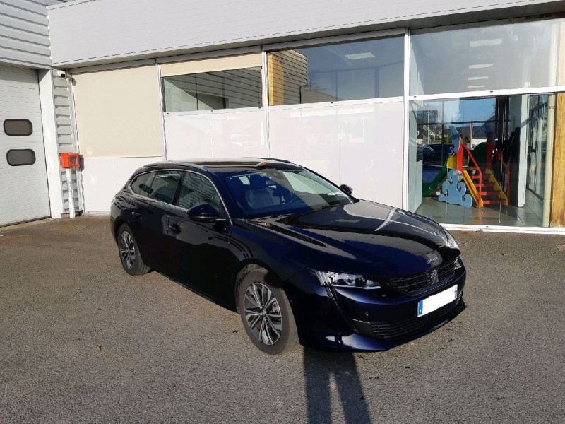 Photo 1 de l'offre de PEUGEOT 508 SW BLUEHDI 130CH S&S ALLURE EAT8 à 25990€ chez Carlyss automobiles Vitré