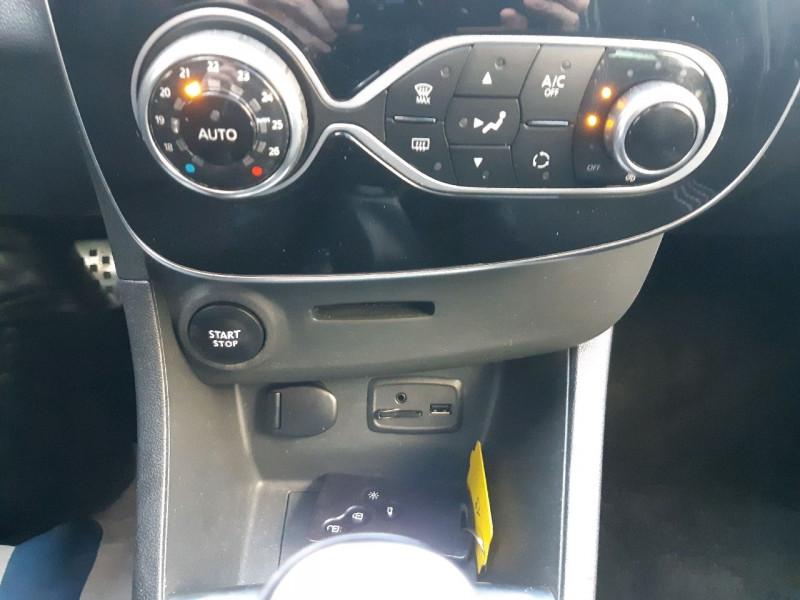 Photo 8 de l'offre de RENAULT CLIO IV 0.9 TCE 90CH INTENS GT LINE 5P à 11290€ chez Carlyss automobiles Vitré