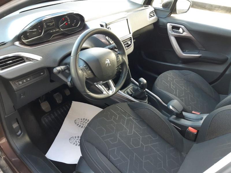 Photo 5 de l'offre de PEUGEOT 2008 1.6 E-HDI92 FAP BUSINESS PACK à 7990€ chez Carlyss automobiles Vitré