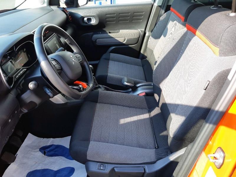 Photo 6 de l'offre de CITROEN C3 AIRCROSS BLUEHDI 120CH S&S SHINE à 15290€ chez Carlyss automobiles Vitré