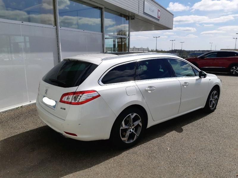 Photo 3 de l'offre de PEUGEOT 508 SW 2.0 BLUEHDI 180CH FAP GT EAT6 à 16990€ chez Carlyss automobiles Vitré