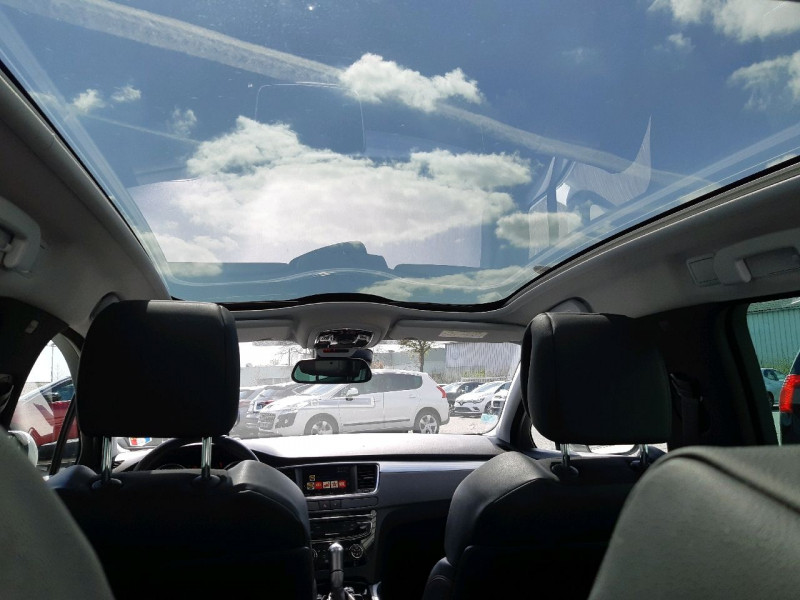 Photo 5 de l'offre de PEUGEOT 508 SW 2.0 BLUEHDI 180CH FAP GT EAT6 à 16990€ chez Carlyss automobiles Vitré