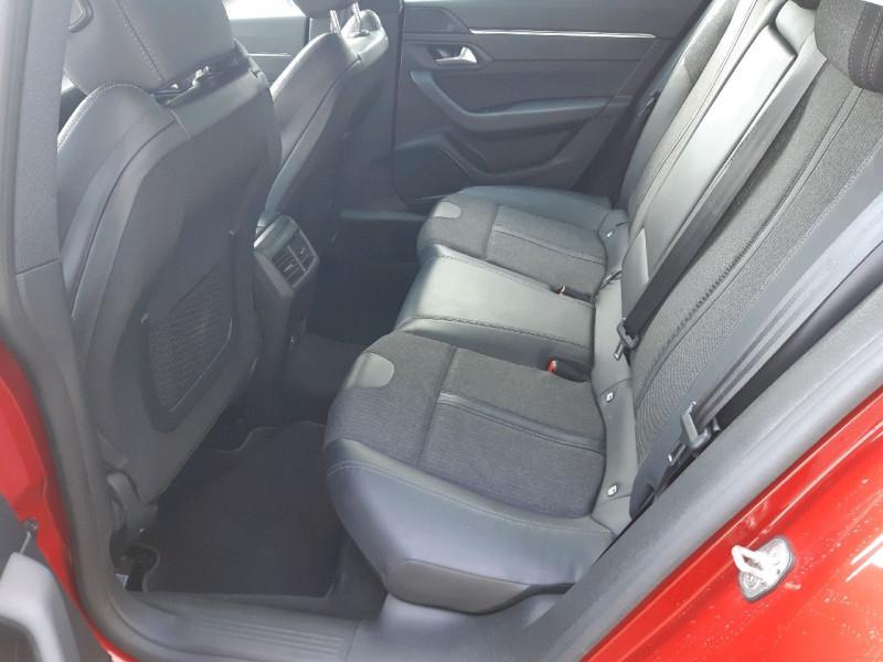 Photo 6 de l'offre de PEUGEOT 508 BLUEHDI 160CH S&S ALLURE EAT8 à 25390€ chez Carlyss automobiles Vitré