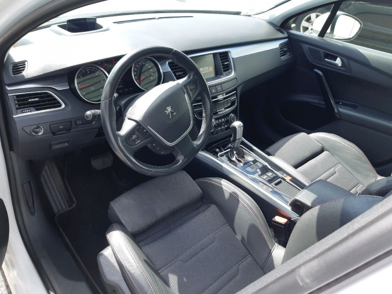 Photo 6 de l'offre de PEUGEOT 508 SW 2.0 BLUEHDI 180CH FAP GT EAT6 à 16990€ chez Carlyss automobiles Vitré