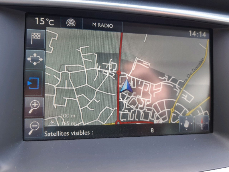 Photo 12 de l'offre de PEUGEOT 508 RXH 2.0 E-HDI FAP ETG6 + ELECTRIQUE 37CH EURO6 à 17490€ chez Carlyss automobiles Vitré