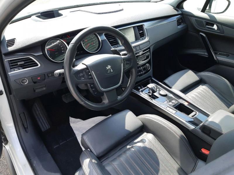 Photo 6 de l'offre de PEUGEOT 508 RXH 2.0 E-HDI FAP ETG6 + ELECTRIQUE 37CH EURO6 à 17490€ chez Carlyss automobiles Vitré