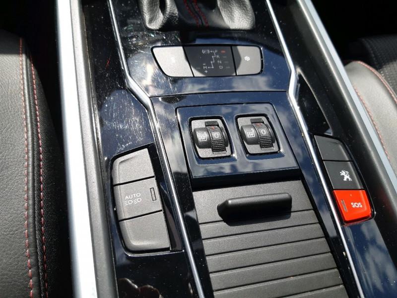 Photo 10 de l'offre de PEUGEOT 508 SW 2.0 BLUEHDI 180CH FAP GT EAT6 à 16990€ chez Carlyss automobiles Vitré