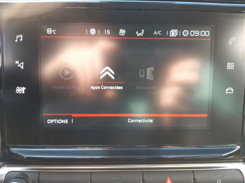 Photo 12 de l'offre de CITROEN C3 AIRCROSS BLUEHDI 120CH S&S SHINE à 15290€ chez Carlyss automobiles Vitré