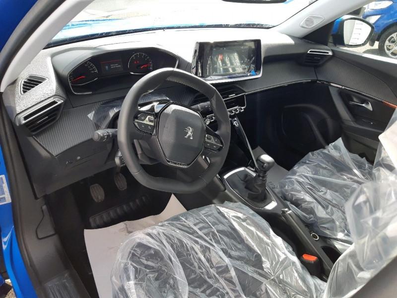 Photo 6 de l'offre de PEUGEOT 2008 1.2 PURETECH 100CH S&S ACTIVE PACK à 20790€ chez Carlyss automobiles Vitré