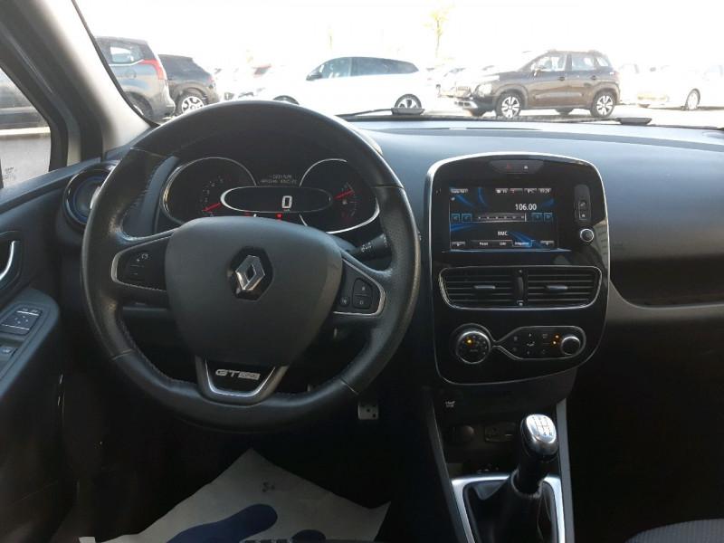 Photo 5 de l'offre de RENAULT CLIO IV 0.9 TCE 90CH INTENS GT LINE 5P à 11290€ chez Carlyss automobiles Vitré