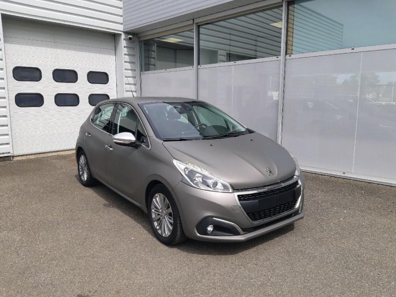 Peugeot 208 1.6 BLUEHDI 100CH ALLURE 5P Diesel TEXTURE Occasion à vendre