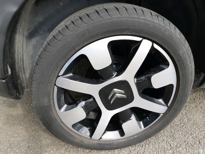 Photo 4 de l'offre de CITROEN C4 CACTUS PURETECH 110CH S&S SHINE à 13790€ chez Carlyss automobiles Vitré