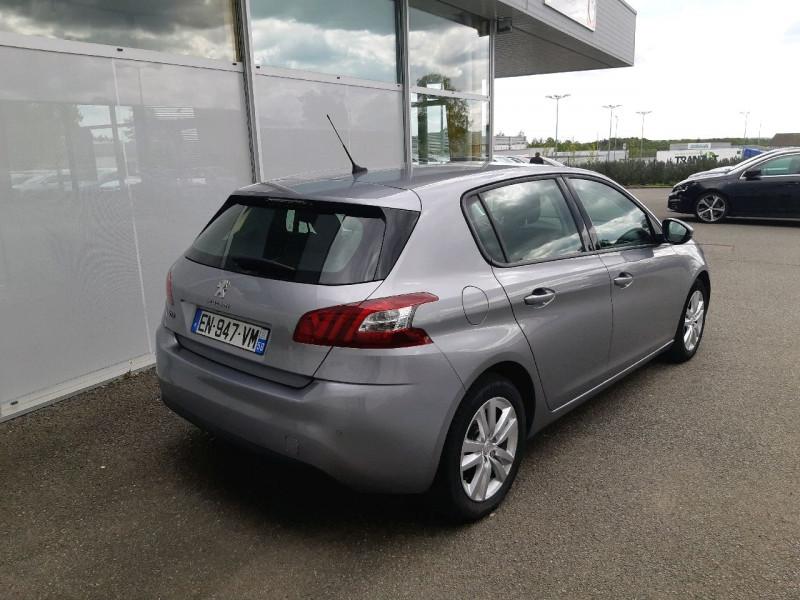 Photo 3 de l'offre de PEUGEOT 308 1.6 BLUEHDI 100CH ACTIVE BUSINESS S&S 5P à 10790€ chez Carlyss automobiles Vitré