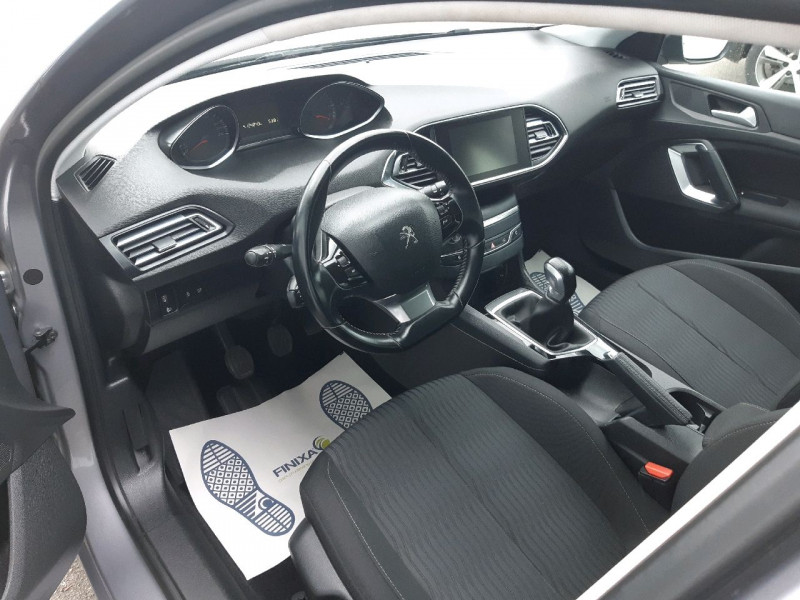 Photo 6 de l'offre de PEUGEOT 308 1.6 BLUEHDI 100CH ACTIVE BUSINESS S&S 5P à 10790€ chez Carlyss automobiles Vitré
