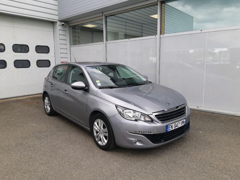 Peugeot 308 1.6 BLUEHDI 100CH ACTIVE BUSINESS S&S 5P Diesel GRIS ARTENSE Occasion à vendre