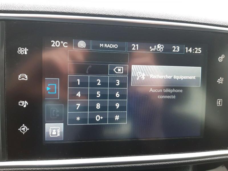 Photo 10 de l'offre de PEUGEOT 308 1.6 BLUEHDI 100CH ACTIVE BUSINESS S&S 5P à 10790€ chez Carlyss automobiles Vitré