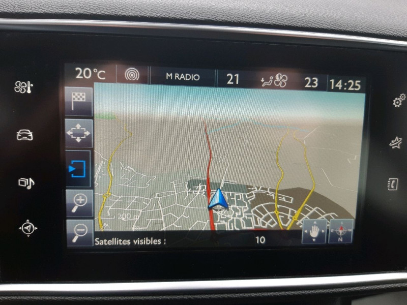 Photo 9 de l'offre de PEUGEOT 308 1.6 BLUEHDI 100CH ACTIVE BUSINESS S&S 5P à 10790€ chez Carlyss automobiles Vitré
