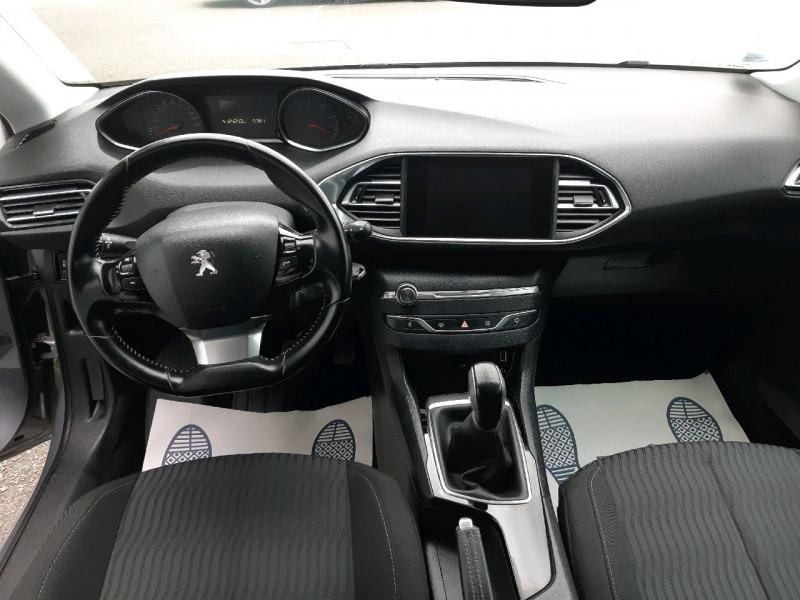 Photo 8 de l'offre de PEUGEOT 308 1.6 BLUEHDI 100CH ACTIVE BUSINESS S&S 5P à 10790€ chez Carlyss automobiles Vitré