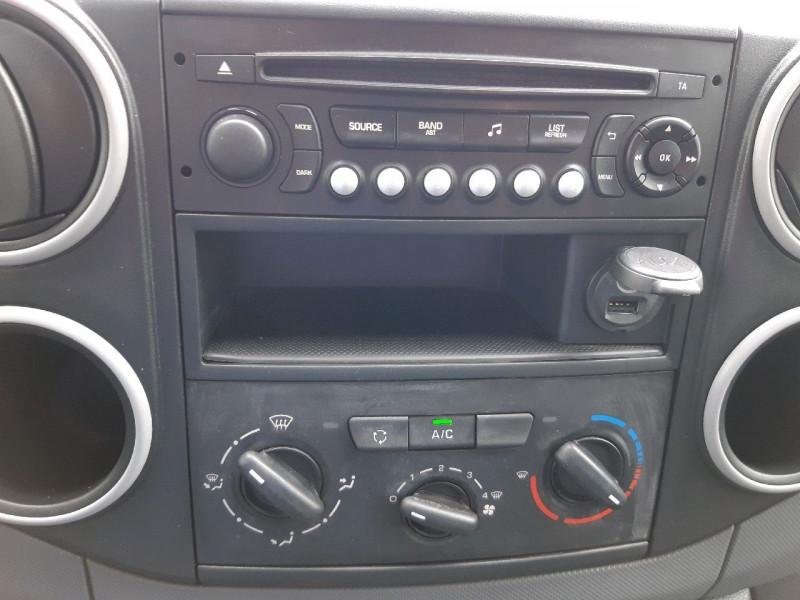 Photo 7 de l'offre de CITROEN BERLINGO 20 L1 1.6 HDI 75 CLUB à 8490€ chez Carlyss automobiles Vitré