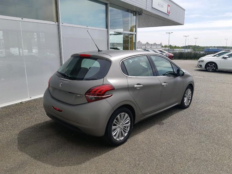 Photo 3 de l'offre de PEUGEOT 208 1.6 BLUEHDI 100CH ALLURE 5P à 10790€ chez Carlyss automobiles Vitré