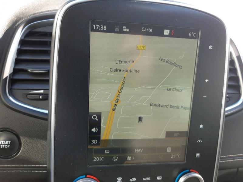 Photo 10 de l'offre de RENAULT SCENIC IV 1.6 DCI 130CH ENERGY INTENS à 15290€ chez Carlyss automobiles Vitré