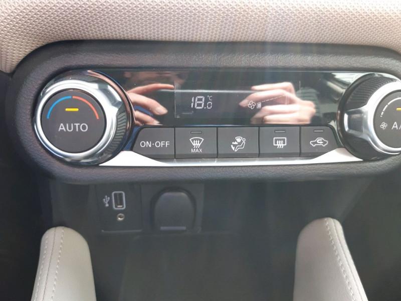 Photo 10 de l'offre de NISSAN MICRA 0.9 IG-T 90CH N-CONNECTA 2018 EURO6C à 10990€ chez Carlyss automobiles Vitré