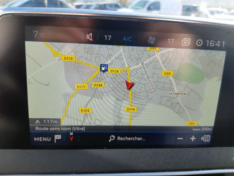 Photo 9 de l'offre de PEUGEOT 5008 2.0 BLUEHDI 150CH ALLURE S&S à 20990€ chez Carlyss automobiles Vitré