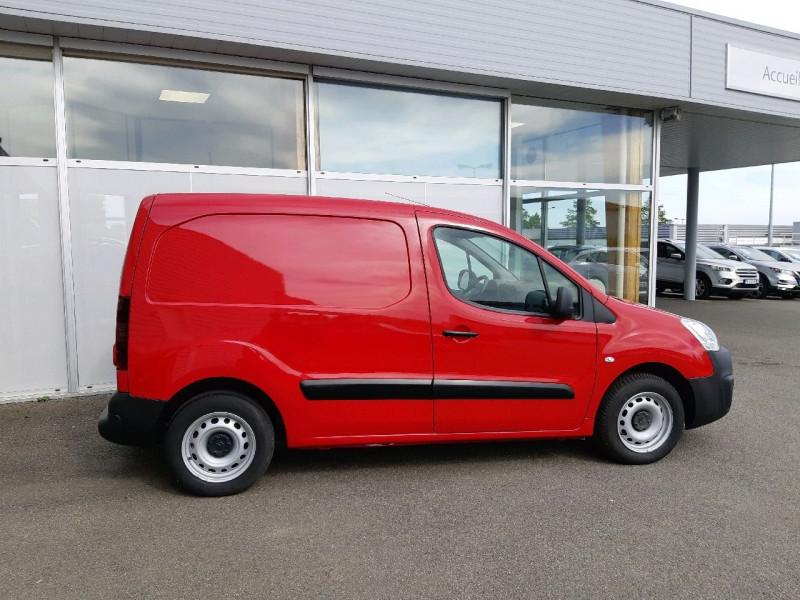 Photo 2 de l'offre de CITROEN BERLINGO 20 L1 1.6 HDI 75 CLUB à 8490€ chez Carlyss automobiles Vitré