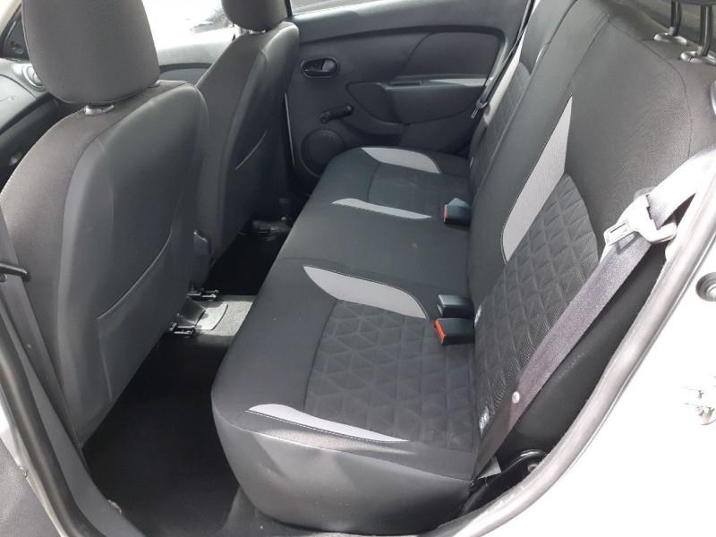 Photo 7 de l'offre de DACIA SANDERO 0.9 TCE 90CH STEPWAY PRESTIGE à 8290€ chez Carlyss automobiles Vitré