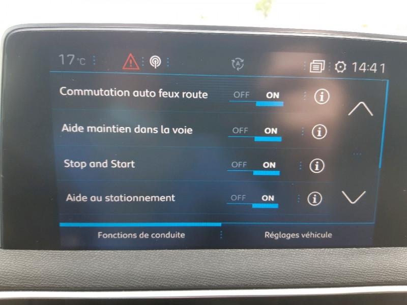 Photo 12 de l'offre de PEUGEOT 3008 1.5 BLUEHDI 130CH E6.C GT LINE S&S à 24990€ chez Carlyss automobiles Vitré