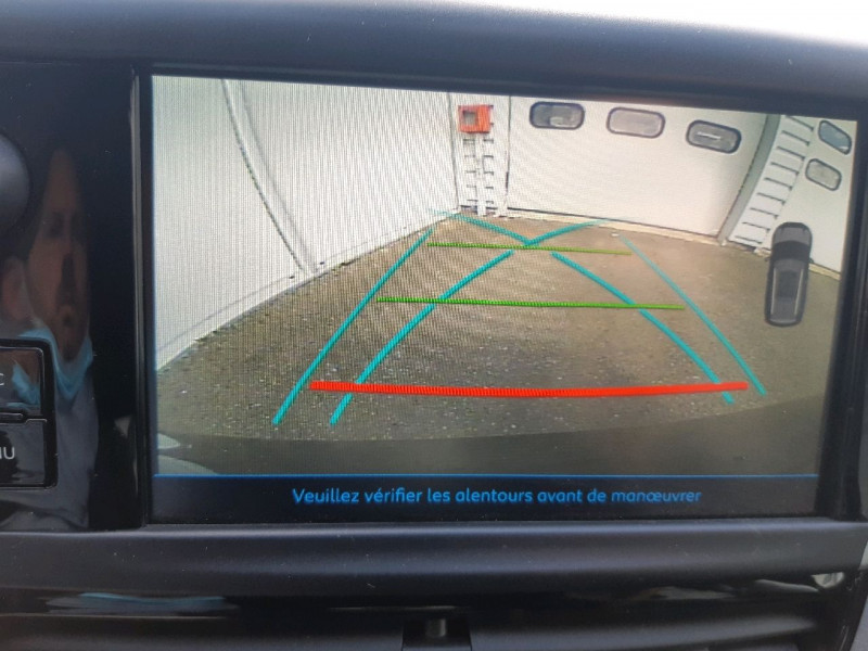 Photo 12 de l'offre de PEUGEOT 2008 1.5 BLUEHDI 100CH E6.C ALLURE à 16490€ chez Carlyss automobiles Vitré