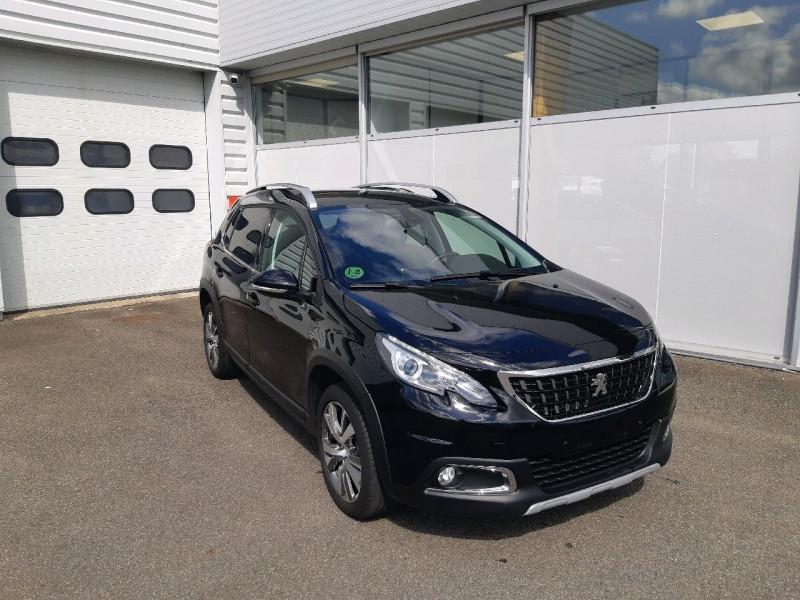 Peugeot 2008 1.5 BLUEHDI 100CH E6.C ALLURE Diesel NOIR Occasion à vendre