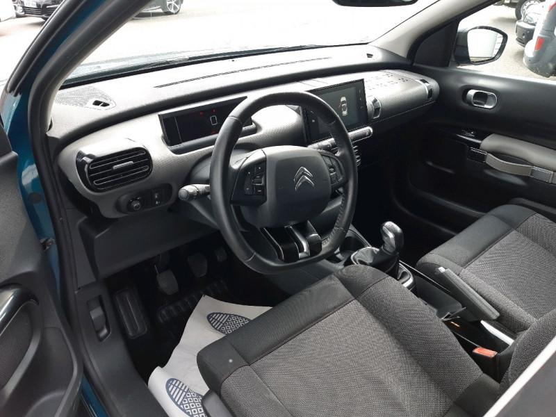 Photo 6 de l'offre de CITROEN C4 CACTUS PURETECH 110CH S&S SHINE à 13790€ chez Carlyss automobiles Vitré