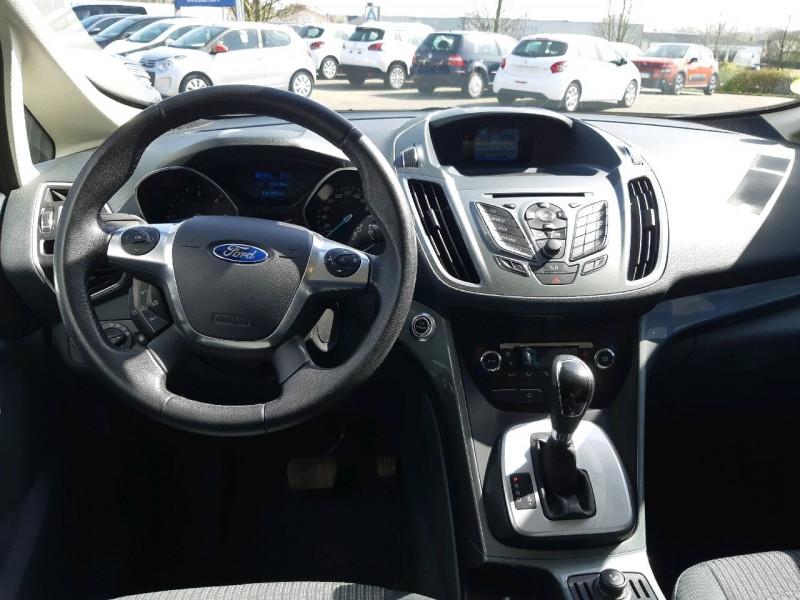 Photo 7 de l'offre de FORD C-MAX 2.0 TDCI 115CH FAP TITANIUM POWERSHIFT à 9490€ chez Carlyss automobiles Vitré
