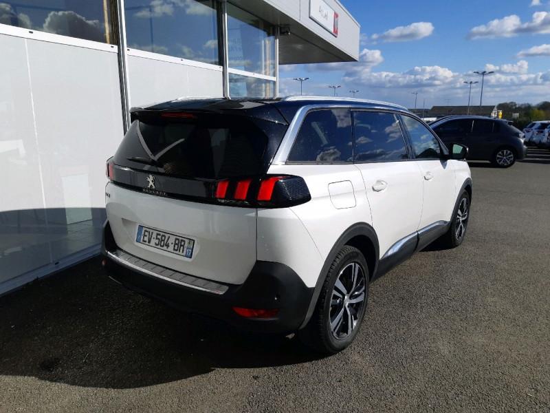 Photo 3 de l'offre de PEUGEOT 5008 2.0 BLUEHDI 150CH ALLURE S&S à 20990€ chez Carlyss automobiles Vitré