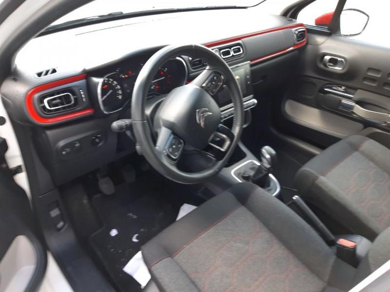 Photo 6 de l'offre de CITROEN C3 BLUEHDI 100CH SHINE BUSINESS S&S à 11990€ chez Carlyss automobiles Vitré