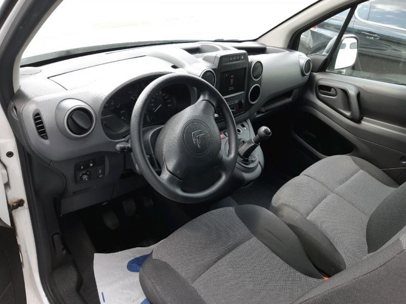 Photo 6 de l'offre de CITROEN BERLINGO M 1.6 BLUEHDI 75 CLUB à 9790€ chez Carlyss automobiles Vitré