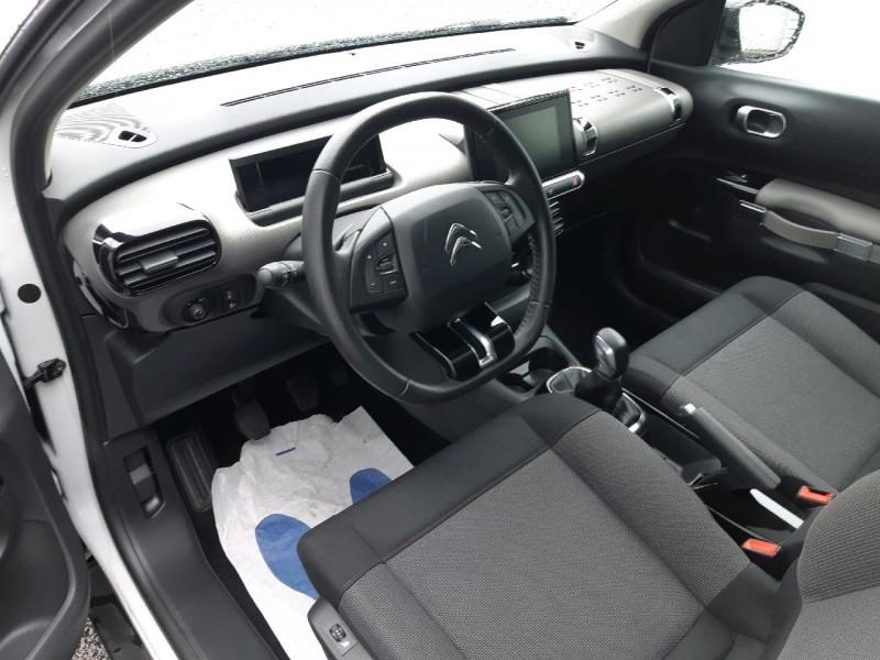 Photo 7 de l'offre de CITROEN C4 CACTUS BLUEHDI 100CH S&S SHINE E6.D-TEMP à 13790€ chez Carlyss automobiles Vitré