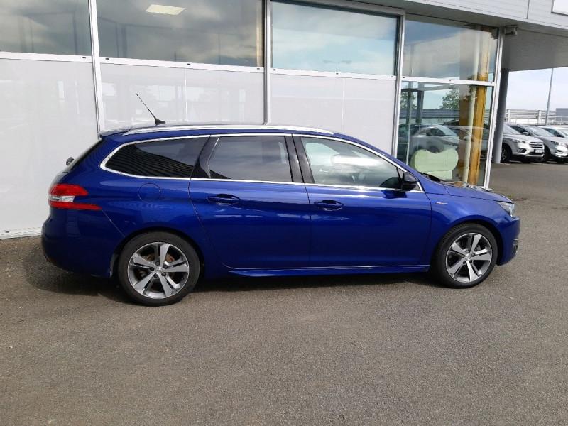 Photo 2 de l'offre de PEUGEOT 308 SW 2.0 BLUEHDI 150CH GT LINE S&S à 10790€ chez Carlyss automobiles Vitré