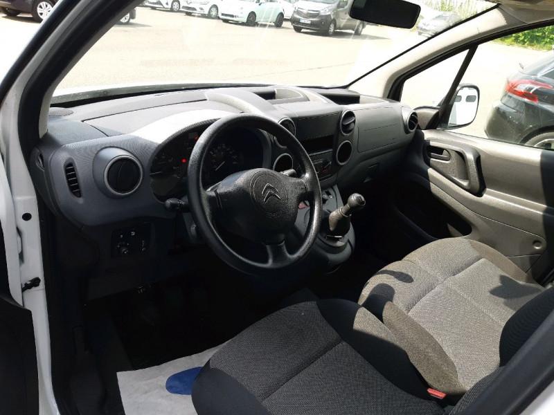 Photo 7 de l'offre de CITROEN BERLINGO 20 L1 1.6 BLUEHDI 75 CONFORT à 11790€ chez Carlyss automobiles Vitré