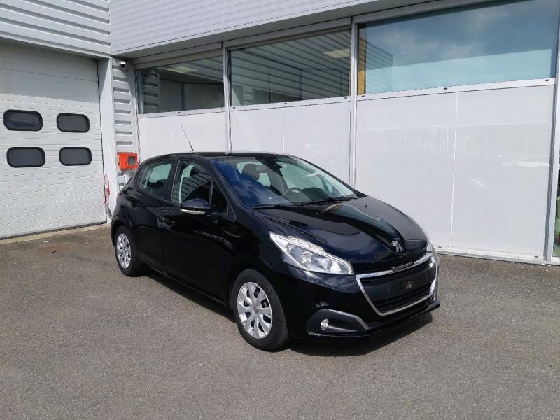 Peugeot 208 1.2 PURETECH 82CH ACTIVE 5P Essence NOIR  Occasion à vendre