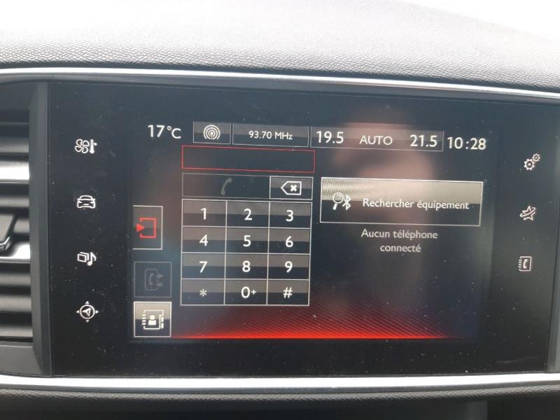 Photo 9 de l'offre de PEUGEOT 308 SW 2.0 BLUEHDI 150CH GT LINE S&S à 10790€ chez Carlyss automobiles Vitré