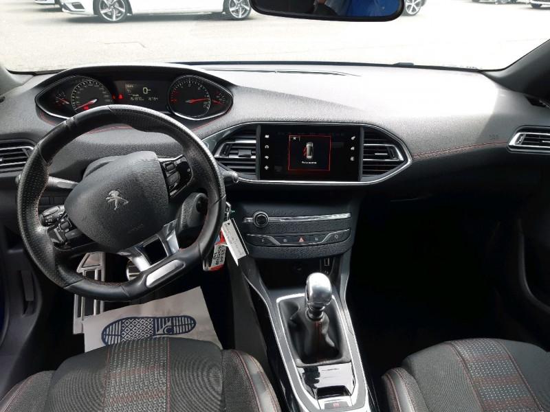 Photo 7 de l'offre de PEUGEOT 308 SW 2.0 BLUEHDI 150CH GT LINE S&S à 10790€ chez Carlyss automobiles Vitré